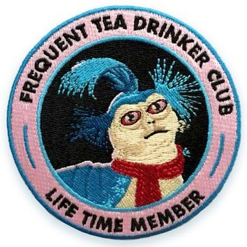 Frequent Tea Drinker Patch