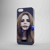 Lana Del Rey Rose iPhone Case Galaxy Case 3D Case