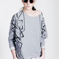 Structure Blouse | NOT JUST A LABEL