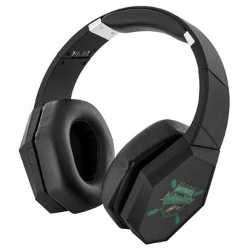 Whitewater Kayaker Paddle To Live Live To Paddle Wireless Bluetooth Headphones Wrapsody