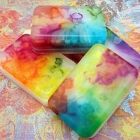 Hippy Chick Tie Dye Soap - 3 Pack