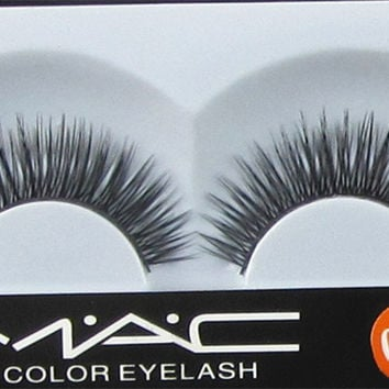 MAC Sexy Thick Long Professional False Eyelashes [10968723340]