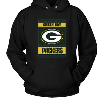 Green Bay Packers Double Hoodie Two Sided