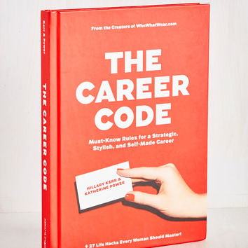 The Career Code | Mod Retro Vintage Books | ModCloth.com