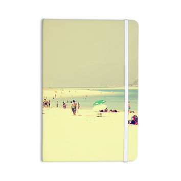 "Ingrid Beddoes ""Lazy Days"" Summer Beach Everything Notebook"