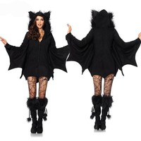 Women's Vampire Bat Halloween Costume