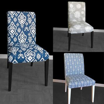 Fashion Stretch Printed Banquet Slipcovers Dining Room Wedding Party Chair Covers Seat Cover