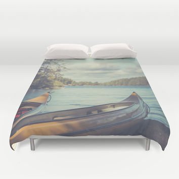 I´ve had dreams about you Duvet Cover by HappyMelvin | Society6