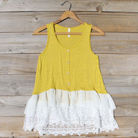 Honey & Lace Tank
