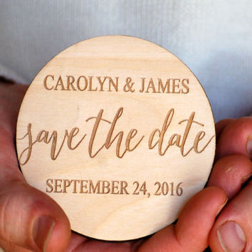 Wedding Save the Date Magnets Personalized Elegant Wedding Invitation Wedding Postcard Save the Date Invitation Save the Date Magnet