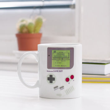 Game Boy Heat Change Mug | FIREBOX
