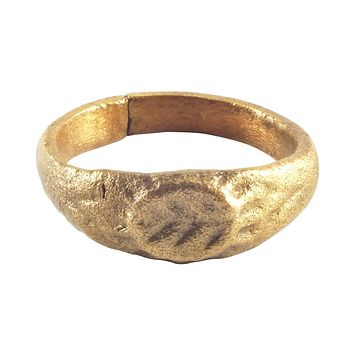 MEDIEVAL MAIDEN'S RING, 7th-10th CENTURY