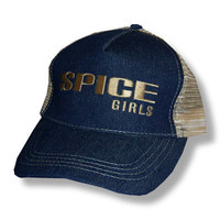 The Spice Girls Deni Truckers Cap