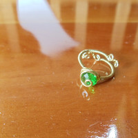 The Legend of Zelda Kokiri's Emerald Ring