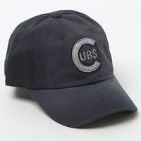 American Needle Luther Chicago Cubs Baseball Cap - Womens Hat - Blue - One