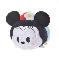Disney Store Japan March 2nd Minnie Mouse Day 1930 Mini Tsum New with Tags