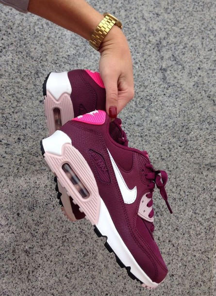 Nike Air Max 90 Sneakers Running Sports from charmvip f60871009