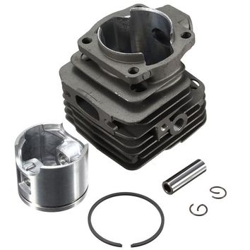 46mm Chain Saw Cylinder Piston Ring Assembly For Husqvarna Rancher 55 51