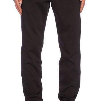 Joe's Jeans Freestyle Slim Jogger Alistair in Black