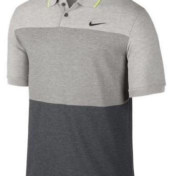 Nike Golf Shirt Transition Block Polo