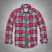 Mountain Pond Flannel Shirt