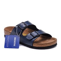 Men's and Women's BIRKENSTOCK sandals Arizona Birko-Flor 632632288-067