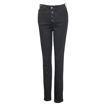 High Rise Skinny Ankle Jeans