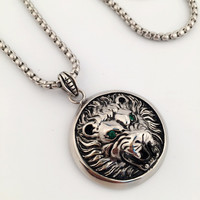 Jewelry Gift Shiny New Arrival Stylish Hip-hop Club Necklace [9095360903]