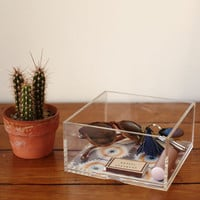 Of a Kind - SUNSET LUCITE TRAY