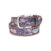 Palmetto Moon | Clemson Camo Belt