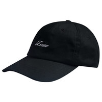 Black Loner Polo Cap