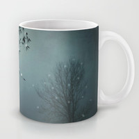 Song of the Nightbird Mug by Monika Strigel
