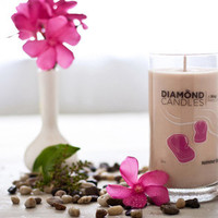 Summer Time - All Natural Soy Candles By Diamond Candles
