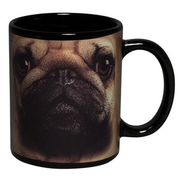 DCCKJY1 Pug Face Coffee Mug