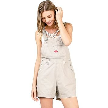Trade Twill Shortalls