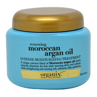 Renewing Moroccan Argan Oil Intense Moisturizing Treatment Cream Organix