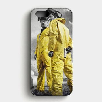Breaking Bad Yellow Costums iPhone SE Case