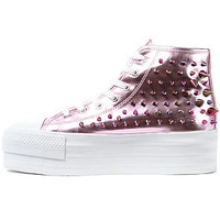 UNIF The Koop Shoe in Pink Metallic : Karmaloop.com - Global Concrete Culture