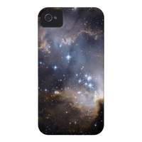 NGC 602 bright stars Case-Mate iPhone 4 Case from Zazzle.com