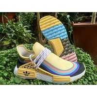 Sean Wotherspoon x Adidas Human Race NMD TR HU SW Sport Running Shoes