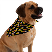 Lisa Argyropoulos Candy Corn Jumble Pet Bandana