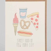 Hartland Brooklyn Street Food Of New York Card- Assorted One