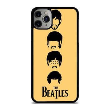 THE BEATLES CLIPART iPhone Case Cover