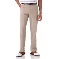 Chaps Classic-Fit Easy-Care Performance Flat-Front Cargo Golf Pants