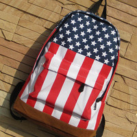 Cool the Stars and the Stripes Backpack Bag