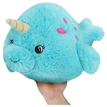 Squishable Mini Baby Narwhal 7""