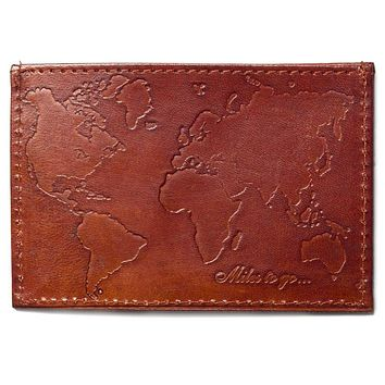 Men's Compact Leather Wallet or Billfold