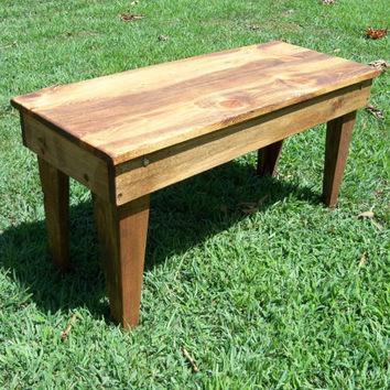 Primitive Coffee TABLE Rustic Farm House Country by MrsRekamepip