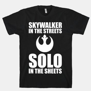 Skywalker In The Streets Solo In The Streets