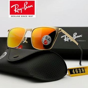 Ray Ban Fashion Casual Summer Style Sunglasses Sun Shades Eyeglasses Glasses Sunglasses Orange I-A-SDYJ